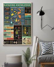 Kayaking Knowledge 11x17 Poster lifestyle-poster-1