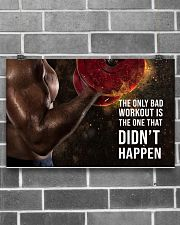 Fitness Gift 17x11 Poster poster-landscape-17x11-lifestyle-18