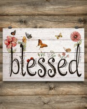 Christian Blessed 17x11 Poster aos-poster-landscape-17x11-lifestyle-14
