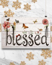 Christian Blessed 17x11 Poster aos-poster-landscape-17x11-lifestyle-30