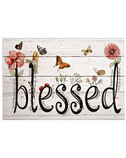 Christian Blessed 17x11 Poster front