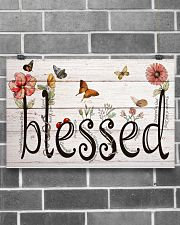 Christian Blessed 17x11 Poster poster-landscape-17x11-lifestyle-18