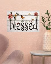Christian Blessed 17x11 Poster poster-landscape-17x11-lifestyle-22