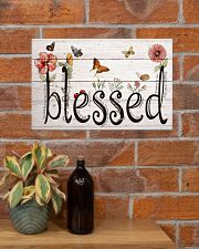 Christian Blessed 17x11 Poster poster-landscape-17x11-lifestyle-23