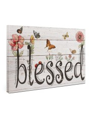 Christian Blessed 36x24 Gallery Wrapped Canvas Prints thumbnail