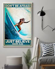Surfing - Just Believe 11x17 Poster lifestyle-poster-1
