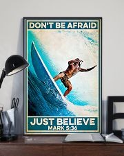 Surfing - Just Believe 11x17 Poster lifestyle-poster-2