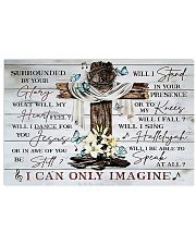 Christian I Can Only Imagine  17x11 Poster front
