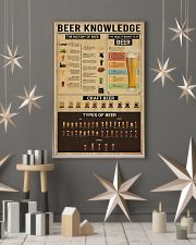 Bartender Beer Knowledge 11x17 Poster lifestyle-holiday-poster-1