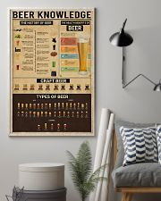 Bartender Beer Knowledge 11x17 Poster lifestyle-poster-1