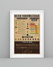 Bartender Beer Knowledge 11x17 Poster lifestyle-poster-5