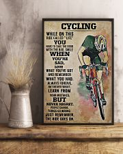 Cycling The Ride Goes On 11x17 Poster lifestyle-poster-3