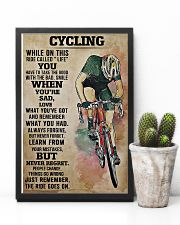 Cycling The Ride Goes On 11x17 Poster lifestyle-poster-8
