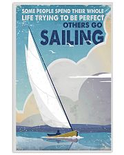 Go Sailing Sailor 11x17 Poster front
