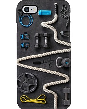 Fitness Workout Phone Case i-phone-8-case