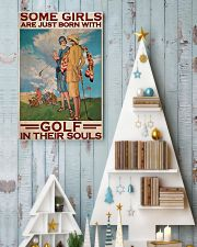 Golf In Girls' Souls 11x17 Poster lifestyle-holiday-poster-2