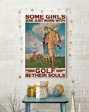 Golf In Girls' Souls 11x17 Poster lifestyle-holiday-poster-3