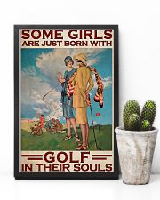 Golf In Girls' Souls 11x17 Poster lifestyle-poster-8