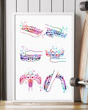 Dentist Watercolor Brush Teeth 11x17 Poster lifestyle-poster-4