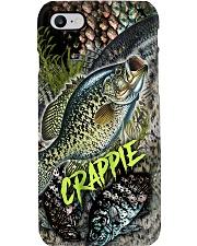 Fishing Crappie Phone Case i-phone-7-case