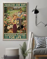 Garden Husband And Wife 11x17 Poster lifestyle-poster-1