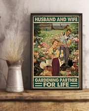 Garden Husband And Wife 11x17 Poster lifestyle-poster-3