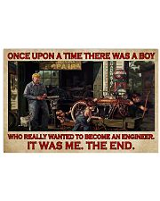 Engineer Boy 17x11 Poster front