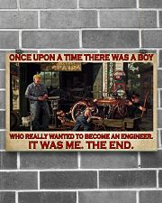 Engineer Boy 17x11 Poster poster-landscape-17x11-lifestyle-18