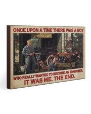 Engineer Boy 30x20 Gallery Wrapped Canvas Prints thumbnail