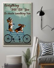 Cycling Choose Fun 11x17 Poster lifestyle-poster-1