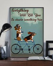 Cycling Choose Fun 11x17 Poster lifestyle-poster-2