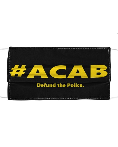 ACAB Cloth Mask