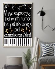 MUSIC 11x17 Poster lifestyle-poster-1