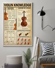 VIOLIN 11x17 Poster lifestyle-poster-1
