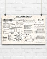 Music Theory  17x11 Poster poster-landscape-17x11-lifestyle-17