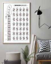BASS GUITAR 11x17 Poster lifestyle-poster-1