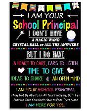 SCHOOL 11x17 Poster front