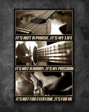 Guitar 11x17 Poster aos-poster-portrait-11x17-lifestyle-12