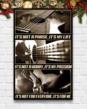 Guitar 11x17 Poster aos-poster-portrait-11x17-lifestyle-23