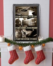 Guitar 11x17 Poster lifestyle-holiday-poster-4