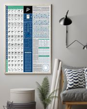 GUITAR CHORDS - SCALES 11x17 Poster lifestyle-poster-1