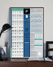 GUITAR CHORDS - SCALES 11x17 Poster lifestyle-poster-2