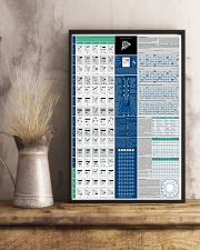 GUITAR CHORDS - SCALES 11x17 Poster lifestyle-poster-3