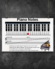 PIANO 17x11 Poster poster-landscape-17x11-lifestyle-12