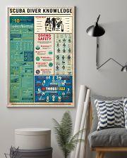 SCUBA DIVER 11x17 Poster lifestyle-poster-1