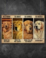 DOG 17x11 Poster aos-poster-landscape-17x11-lifestyle-12
