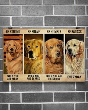 DOG 17x11 Poster aos-poster-landscape-17x11-lifestyle-18