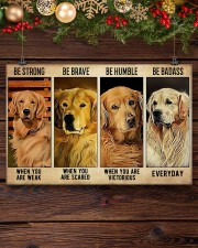 DOG 17x11 Poster aos-poster-landscape-17x11-lifestyle-27