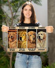 DOG 17x11 Poster poster-landscape-17x11-lifestyle-19