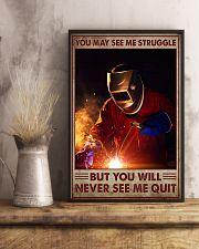 WELDER 11x17 Poster lifestyle-poster-3